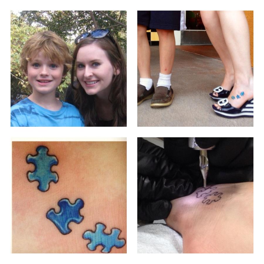 Autism tattoos part 2 lyss biocorpaavc Choice Image
