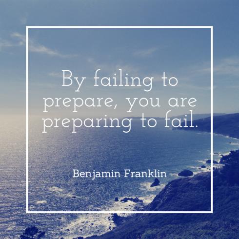 preparation quote